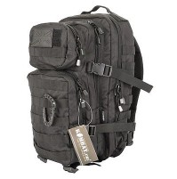 Kombat UK Black SMALL 28L Molle Assault Pack