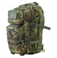 DPM Woodland Camo SMALL 28L Molle Assault Pack