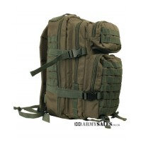 Kombat Olive GREEN SMALL 28L Molle Assault Pack