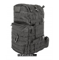 Kombat Tactical Black Molle 40L Assault Pack
