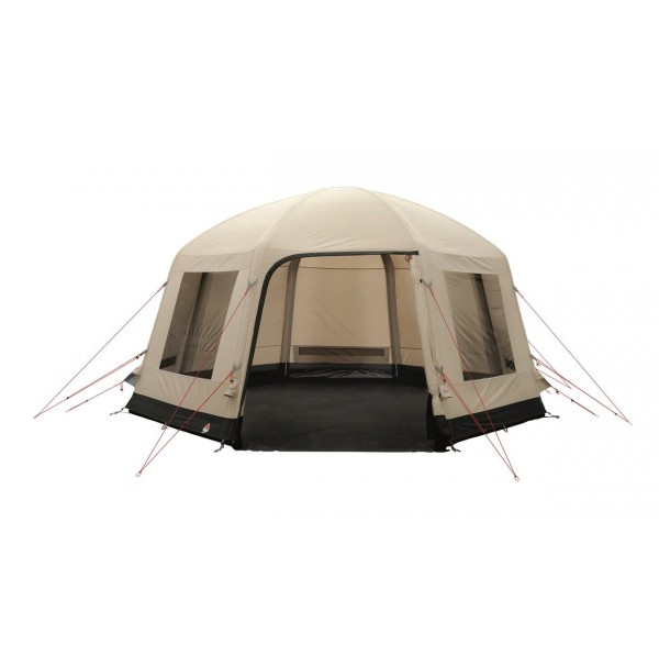 Robens AERO YURT Award Winning 8 Person Inflatable Poly Cotton Tent