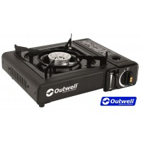 Outwell Appetizer Select - Lightweight Single Burner Butane Cartridge Camping Stove