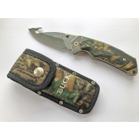 Buck 278 Alpha Hunter MOSSY OAK