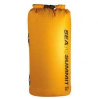 Sea to Summit Big River Dry Bag / Sack - 65L Yellow