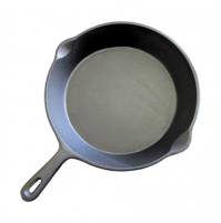 Nomad Cast Iron Skillet / Frying Pan 10""