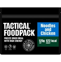Tactical Foodpack Chicken & Noodles High Energy Freeze Dried Meal