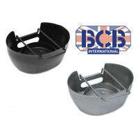 BCB CRUSADER COOKER BLACK or SILVER - multi fuel stove for Crusader Cup