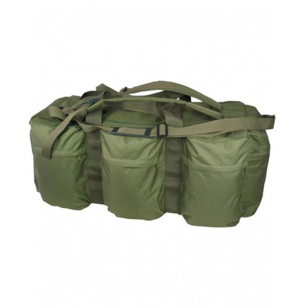Kombat Military Army Style Deployment Bag / Holdall OLIVE GREEN