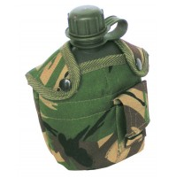 Kombat Army Utility Water Bottle - 1 QT Canteen DPM Colour