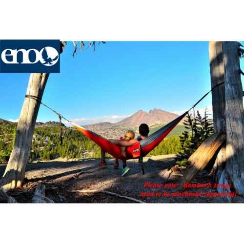 ENO Eagle Nest Outfitters Doublenest Parachute Hammock