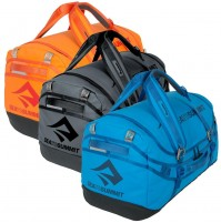 Sea to Summit Duffle Bag 130L (Orange, Charcoal or Blue)