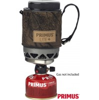 Primus ETA Lite+ Plus Compact All in One Gas Stove for Camping G-1000 Camo