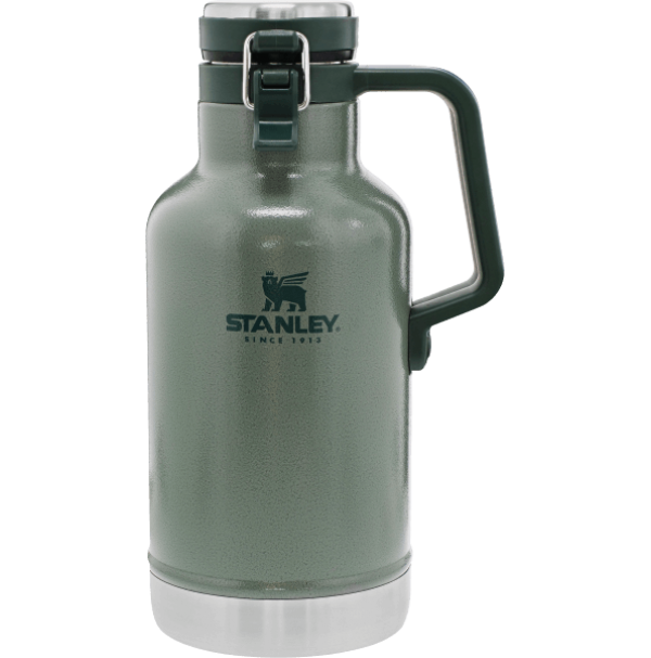 Stanley Easy Pour Vacuum Insulated Growler 1.9L - Keeps Cold 24 hrs Hot 18 hrs