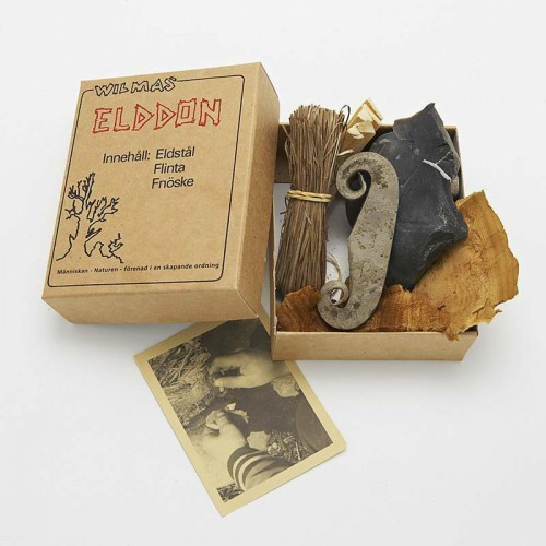 Wilmas Elddon FIRE LIGHTING KIT DELUXE