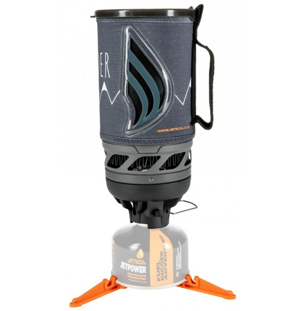Jetboil FLASH 2.0 Cooking System 2021 Model - WILDERNESS Grey