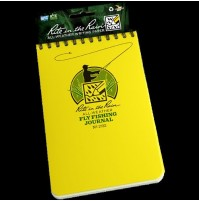 Rite in the Rain Fly Fishing  Journal No 1732, Waterproof Notebook for Anglers