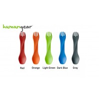 HumanGear GO BITES UNO Double Ended Fork & Spoon