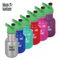 Klean Kanteen Kid Classic 12oz 355ml Sport Cap 3.0 Bottle