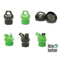 Klean Kanteen Replacement Caps - Loop Cap, Sports Cap 3.0, Sippy Cap, Wide Loop