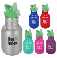 Klean Kanteen Kid Classic 12oz 355ml Sippy Cap Bottle