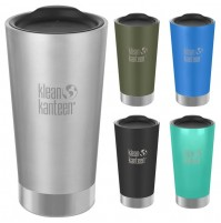 Klean Kanteen Vacuum Insulated Tumber with Lid 16oz 473ml