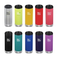 Klean Kanteen Insulated TKWide Travel Mug with Cafe Cap 473ml ALL COLOURS
