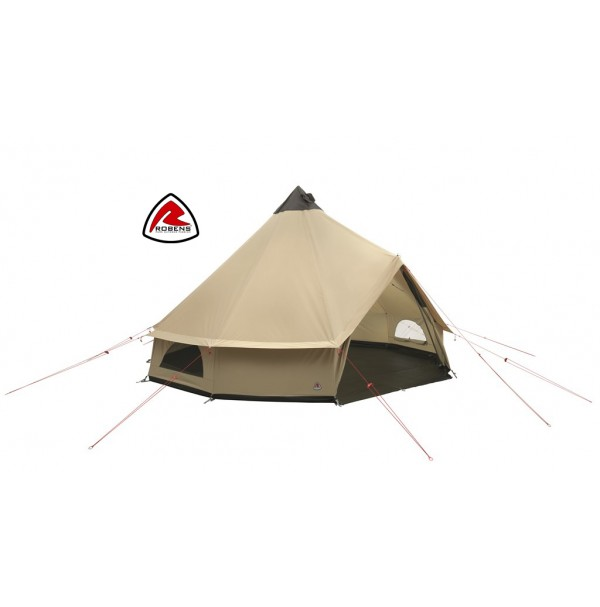 Robens KLONDIKE GRANDE 9 Person Outback Bell Tent