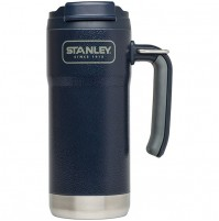Stanley Large Vacuum Steel Travel Mug 16oz/473ml NAVY
