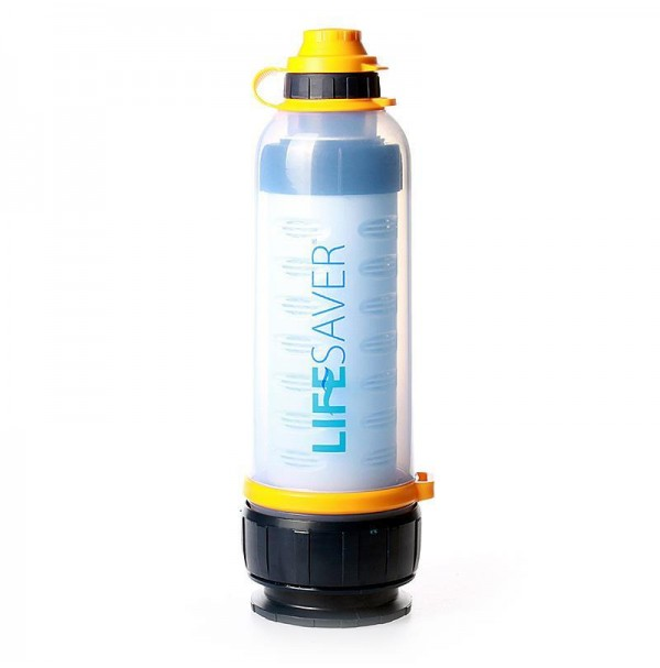 Lifesaver 4000UF Military Spec Portable Survival Bottle Water Filtration System