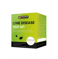 Pyramid Travel LYME DISEASE TEST KIT for ticks on humans, dogs and other animals