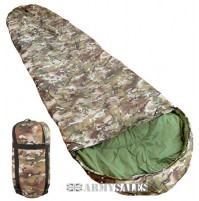 Kombat BTP MTP Camo 3 Season Sleeping Bag