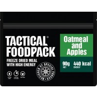 Tactical Foodpack Oatmeal & Apples High Energy Freeze Dried Meal