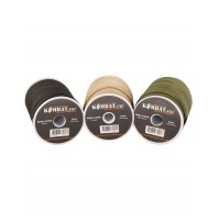 Kombat Paracord (Para Cord) 100 metre Roll Black, Olive or Coyote