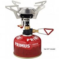Primus Powertrail Stove with Piezo Igniter - Very Powerful Compact Stove