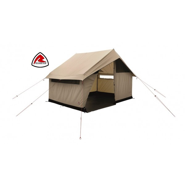Robens PROSPECTOR SHACK 6 Person Cabin Retro Style Outback Tent