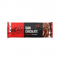 Drytech REAL ENERGY CHOCOLATE 50g 60% Cocoa Dark Chocolate