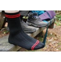 Redback Boot Socks - 2 Pair Pack - Comfortable and Durable with New Wool