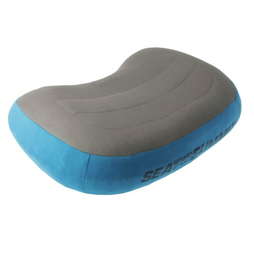 Sea to Summit Aeros Pillow Regular - Light Premium Inflatable Travel Pillow BLUE