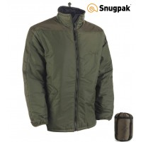 Snugpak Softie SLEEKA ELITE Thermal Jacket OLIVE with Stuff Sack
