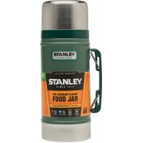 Stanley Classic Green 0.7L BIG Vacuum Flask Food Jar