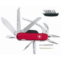 Wenger Swiss Pocket Grip Multi Tool