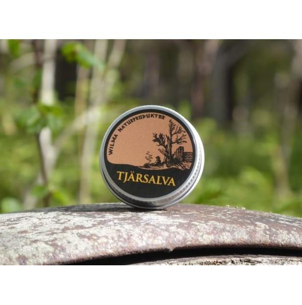 WILMAS TJARSALVA 15ml traditional Scandinavian lanolin ointment for dry skin