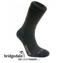 Bridgedale Essential Kit Trekker Socks, Military Spec, BLACK