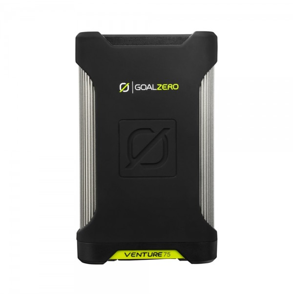 GOAL ZERO VENTURE 75 POWER BANK FAST CHARGING AND DURABLE