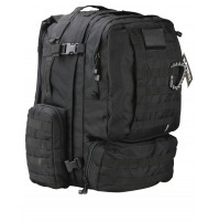 Kombat Viking Molle Patrol Pack BLACK Large 60L
