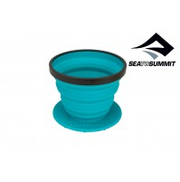 Sea to Summit X-Brew Coffee Dripper Pacific Blue Camping Outdoor Drinking Coffee