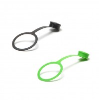 Klean Kanteen Dust Cap/Cover. Green or Black. Use With Sports Cap 3.0