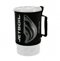 Jetboil Flash Replacement Cozy with Heat Indicator - BLACK