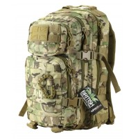 Kombat UK BTP Camo Molle 28L Small Assault Pack
