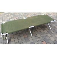 Latest Issue Heavy Duty Aluminium Frame Folding Camp Bed